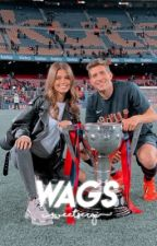 WAGS ; football by -missroberto