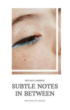 SUBTLE NOTES IN-BETWEEN ➺ JASON GRACE by XOIZYS