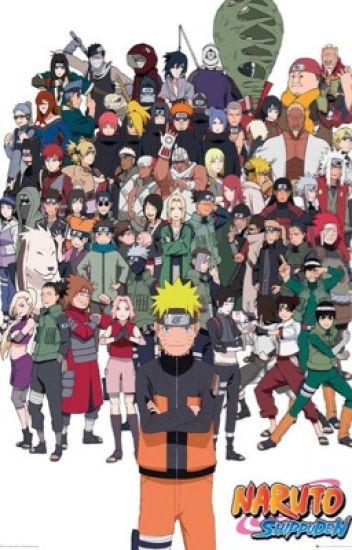 The last blood kekkei genkai (Mute male reader x Naruto