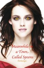 Meanwhile in a Town Called Spoons by DarkeAngel