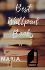 Best Wattpad books by Maria4644