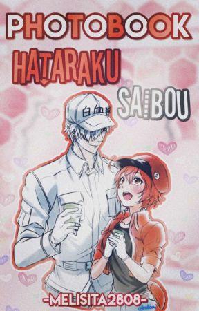 Photobook『 Hataraku Saibou 』 by melisita2808