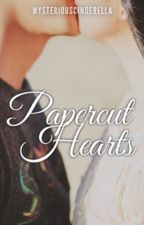 Papercut Hearts by mysteriouscinderella