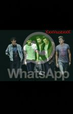 1D Whatsapp by XxxVacexxX