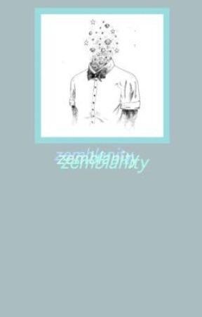 Z E M B L A N I T Y ; oc book  by kaicchan