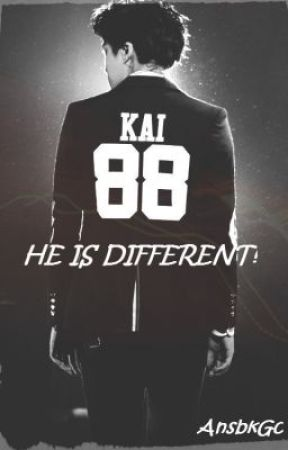 He is different. (Exo Kai){COMPLETED} by AnsbkGc