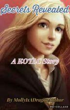 Secrets Revealed: a KOTLC story by MollyIsADragonAuthor