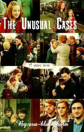 The Unusual Cases: A Harry Potter Fanfiction - Chapter 4 - Wattpad