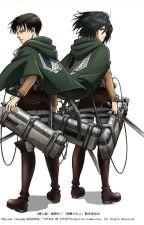 قصص لريفاميكا by Levi-Mikasa