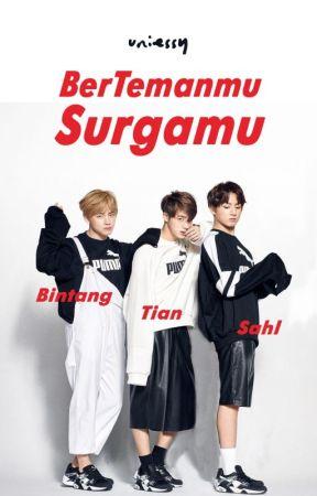 BerTemanmu, Surgamu by uniessy