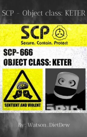 SCP - Object Class: Keter - SCP - 106 - Wattpad