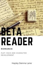 Beta reader available [TEMPORARILY CLOSED] by HayleySLane