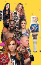 WWE BOOK FR by Navigueeee