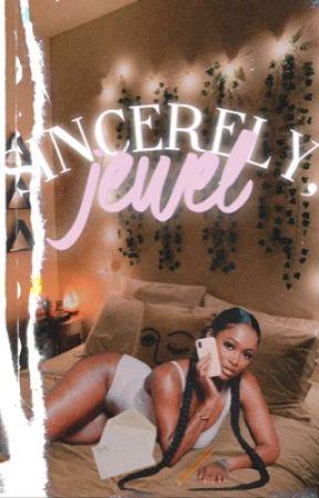 Sincerely, Jewel by gwhorebo