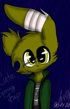 My Little Garbage Bunny 3 (Springtrap X Reader) by StarryShodow23