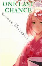 One last chance by Random_Writer707