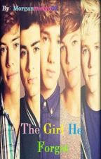 The Girl He Forgot (One Direction Fan Fiction) by morganraelynl
