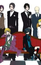 Black Butler Boyfriend Scenarios by Lifelaughmusic