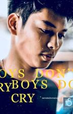 Boys Don't Cry | Ricci Rivero COMPLETED by serratedromance