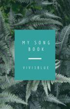 Song Book by Vivi3Blue