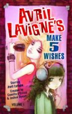 Make 5 wishes (Avril Lavigne) english by SleepingWithFrnk