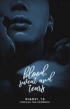 Blood, Sweat and Tears  Kookmin  by Hiarvi_13