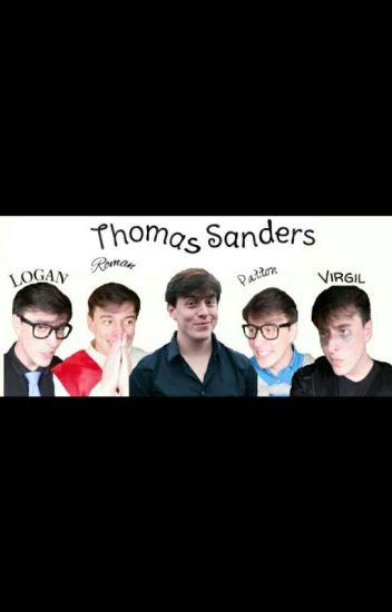 Thomas Sanders x child reader - antisepticeye124 - Wattpad