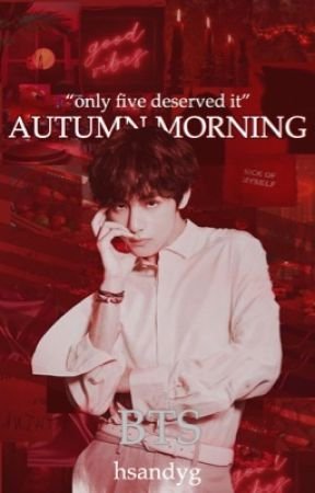that autumn morning || bts ||  by hsandyg