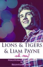 Lions & Tigers & Liam Payne. Oh My! by RelentlessChaos
