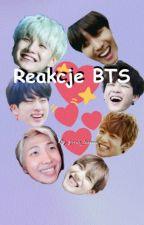 ♥ Reakcje BTS ♥ by ZonaTaesia