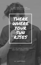 there where your sun rises -larry- by AmeliaSad
