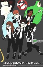The Young Ghostbusters: paranormal eclipse  by DaylenneMelendez