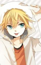 Please take me with you chapter 1 (Len Kagamine x Reader) by Rinnykaga02