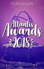Atlantis Awards 2018 [Inscripciones Abiertas] by Equipo_Atlantis