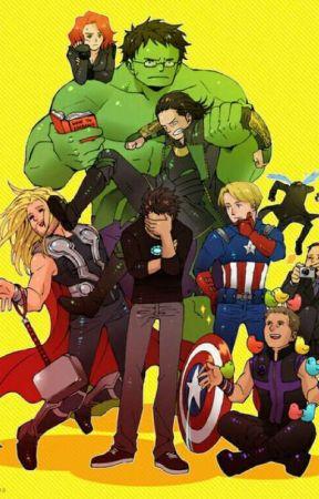 Óda na (Ne)zbytečné věci Avengers by ArtemisVWolf