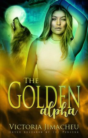 The Golden Alpha by victoriapinkglitter
