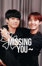 missing you//hopekook ff by myhobis