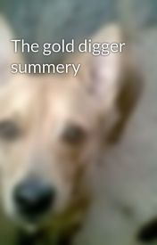 The gold digger summery by KatieRapp