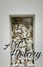 Art History/MellJam by zeybird