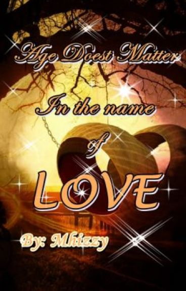 "("",) Age Doesn't Matter In The Name Of Love ("",) ( On hold) by bieh20"