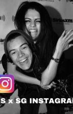 Instagram HS x SG  by stylesHarryGirl