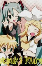 Rin and Len (What are we?) by lattedesu