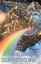 An Asgardian Supernova by 8plateswriter