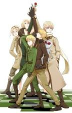 Hetalia One-Shots by LisaLovelyK