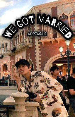 Taehyung | We got married