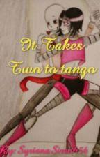 ~It Takes Two To Tango~(Dancetale Papyton) by SyrianaSiren456