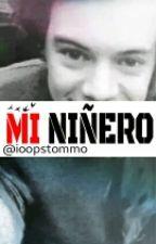 Mi Niñero {h.s} by baddiegurI