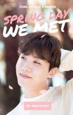 Spring Day We Met | Jung Hoseok x Reader by mociminji