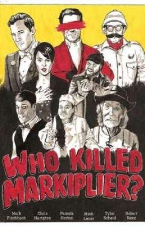 Who Killed Markiplier? Short Stories by Antisocialplier