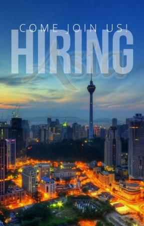 Asians! We're Hiring, Join Us! by AsianRegionalsZone